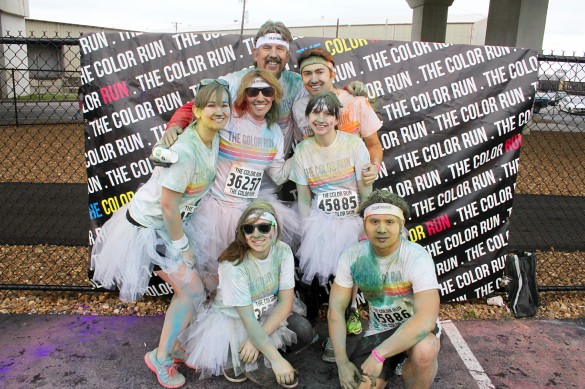 the color run nashville 2013