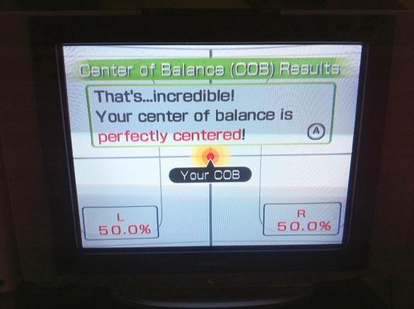 wii balance