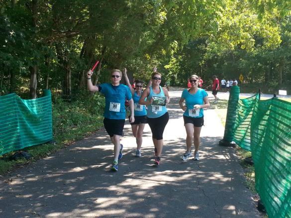 Rockin' Marathon Relay Nashville