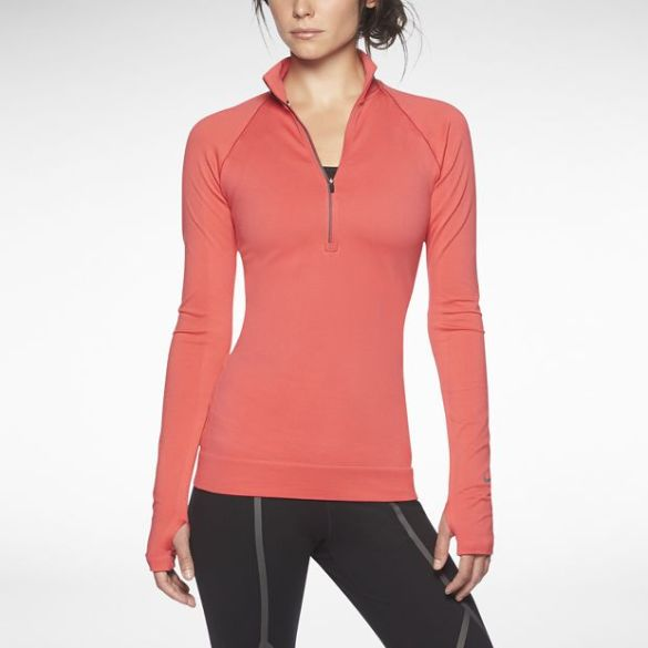 Nike Luxe Seamless Half-Zip