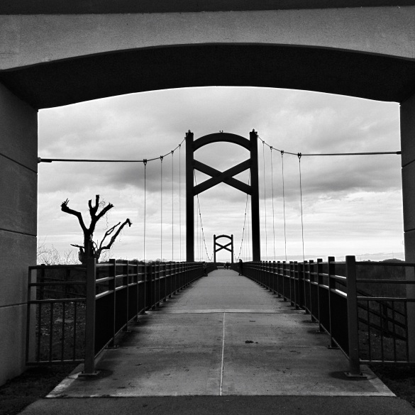 Shelby Park Greenway Bridge