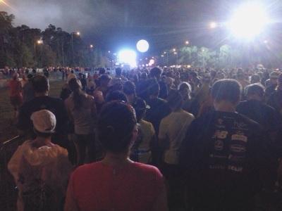 Walt Disney World Half Marathon Corral J