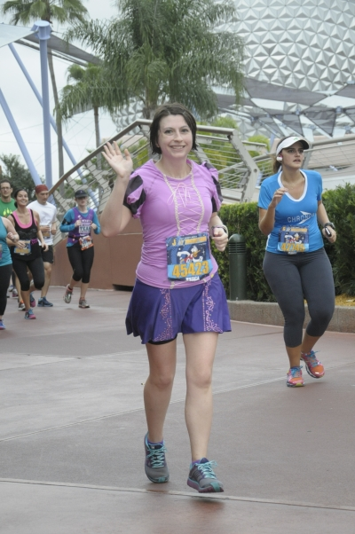 Walt Disney World Half Marathon 2014