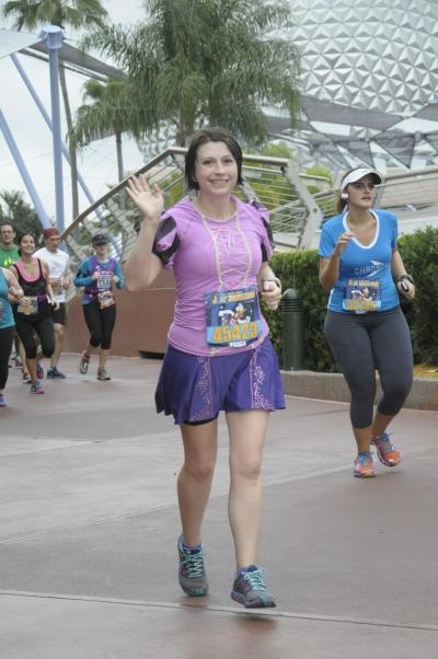 Walt Disney World Half Marathon 2014