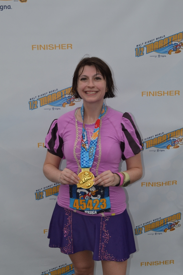 Walt Disney World Half Marathon Finisher