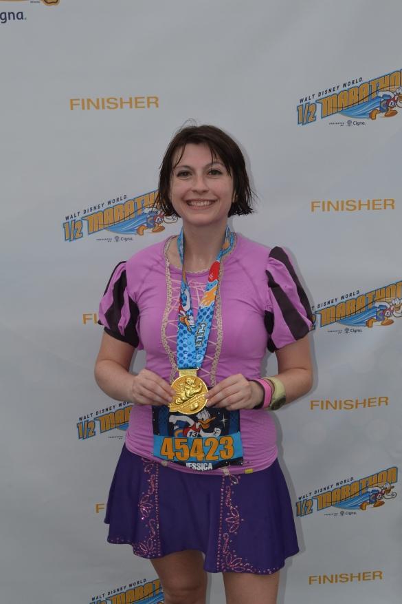Walt Disney World Half Marathon Finisher