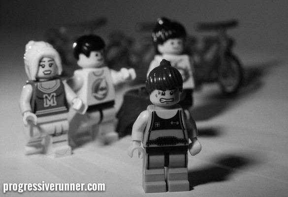 outcast lego runner