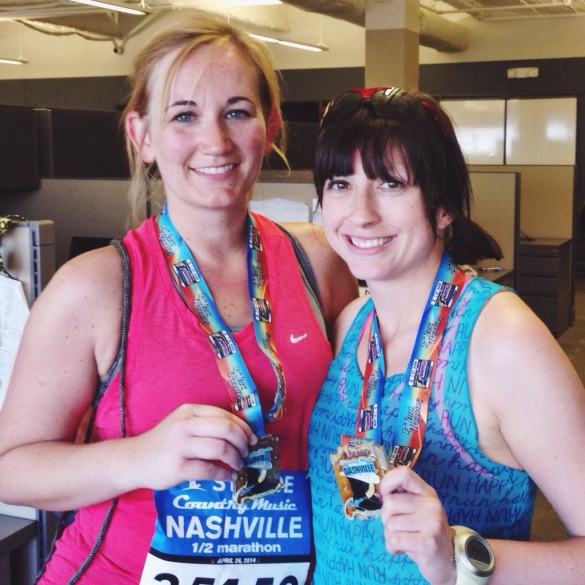 after the country music half marathon