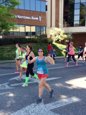 country music half marathon