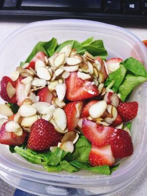 21 day fix salad