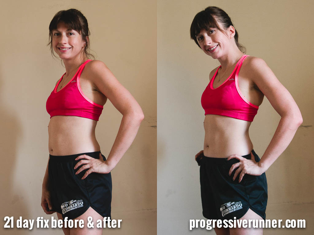 21 Day Fix: Before and After and REVIEW!