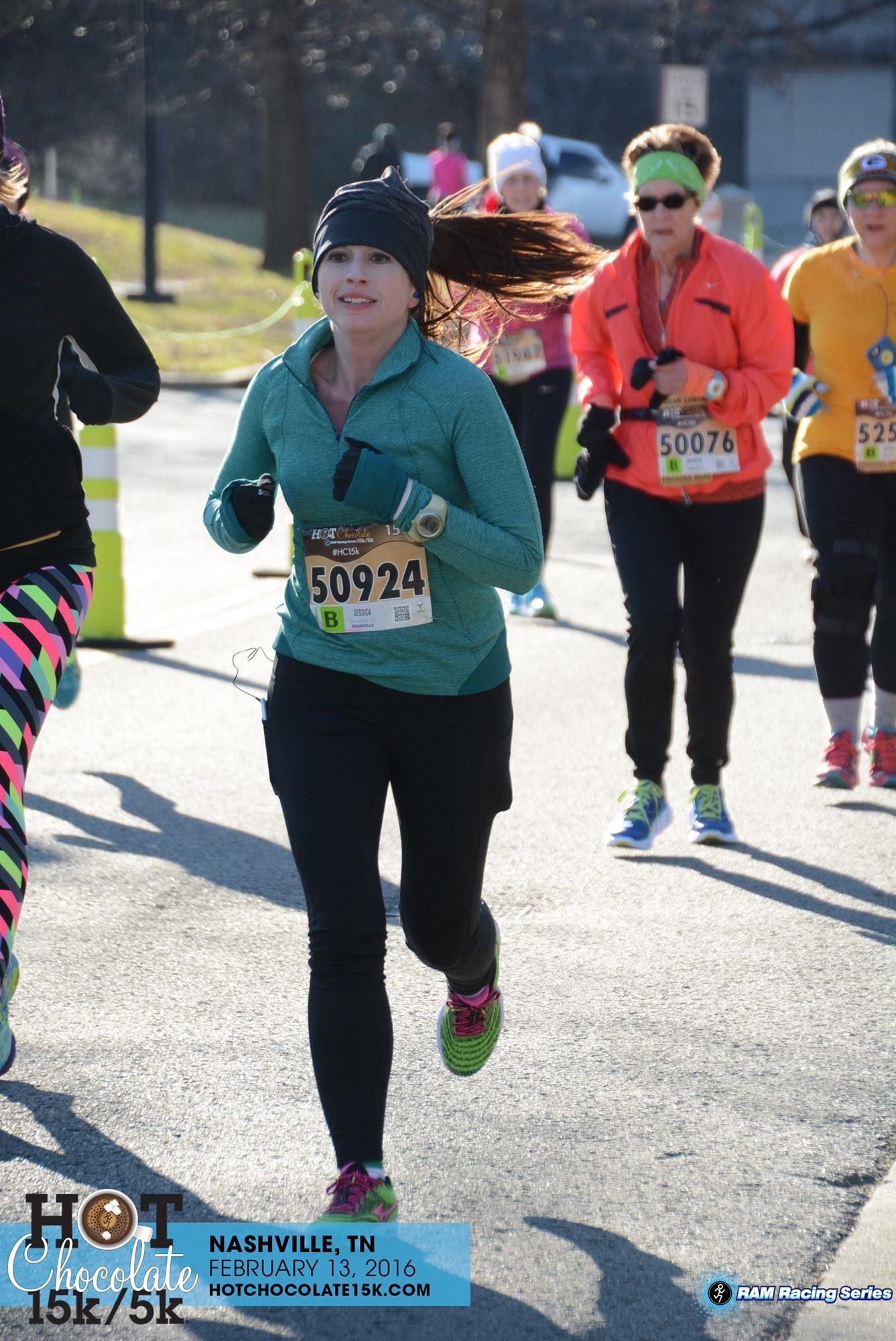 hot chocolate 15k – Progressive Runner