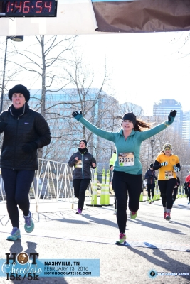 2016 nashville hot chocolate 15k